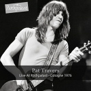 Pat Travers - Live At Rockpalast CD