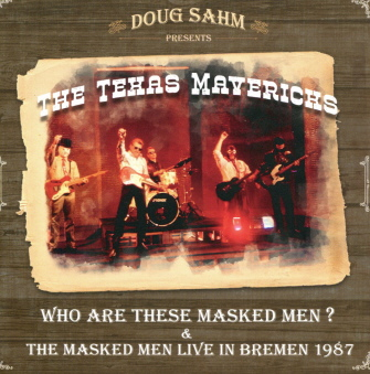 The Texas Mavericks CD